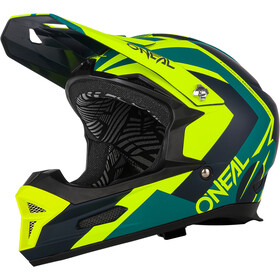 O'Neal Fury RL Casque, neon yellow